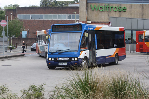Stagecoach South 47309 GX06DYM