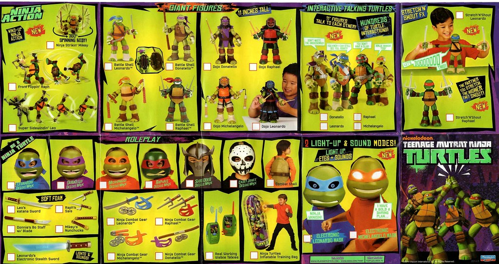 Turtels Katalog - Catalog Toy-catalog