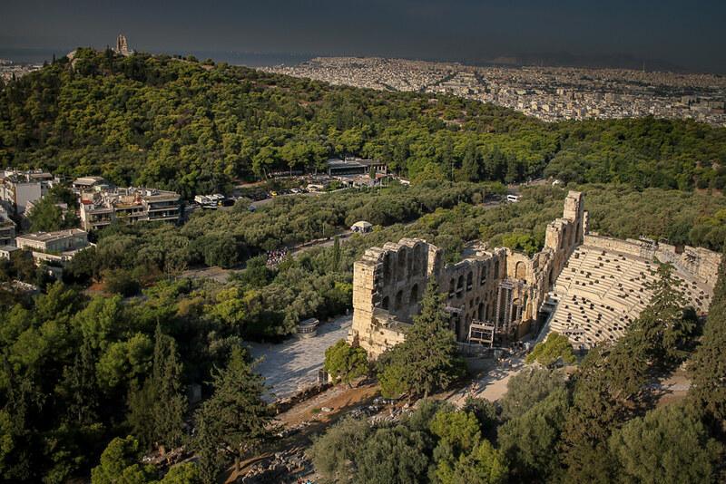 Teatro Odeon de Herodes Atico