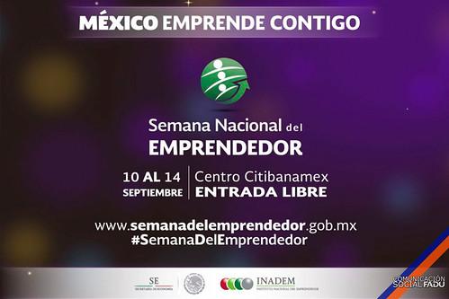 Semana Nacional del Emprendedor 2018 en la FADU.