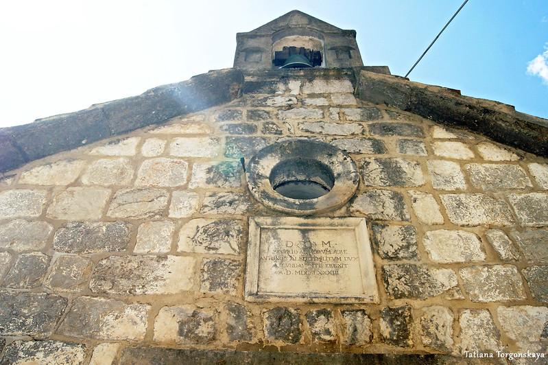 Фасад церкви Св. Введения Богородицы