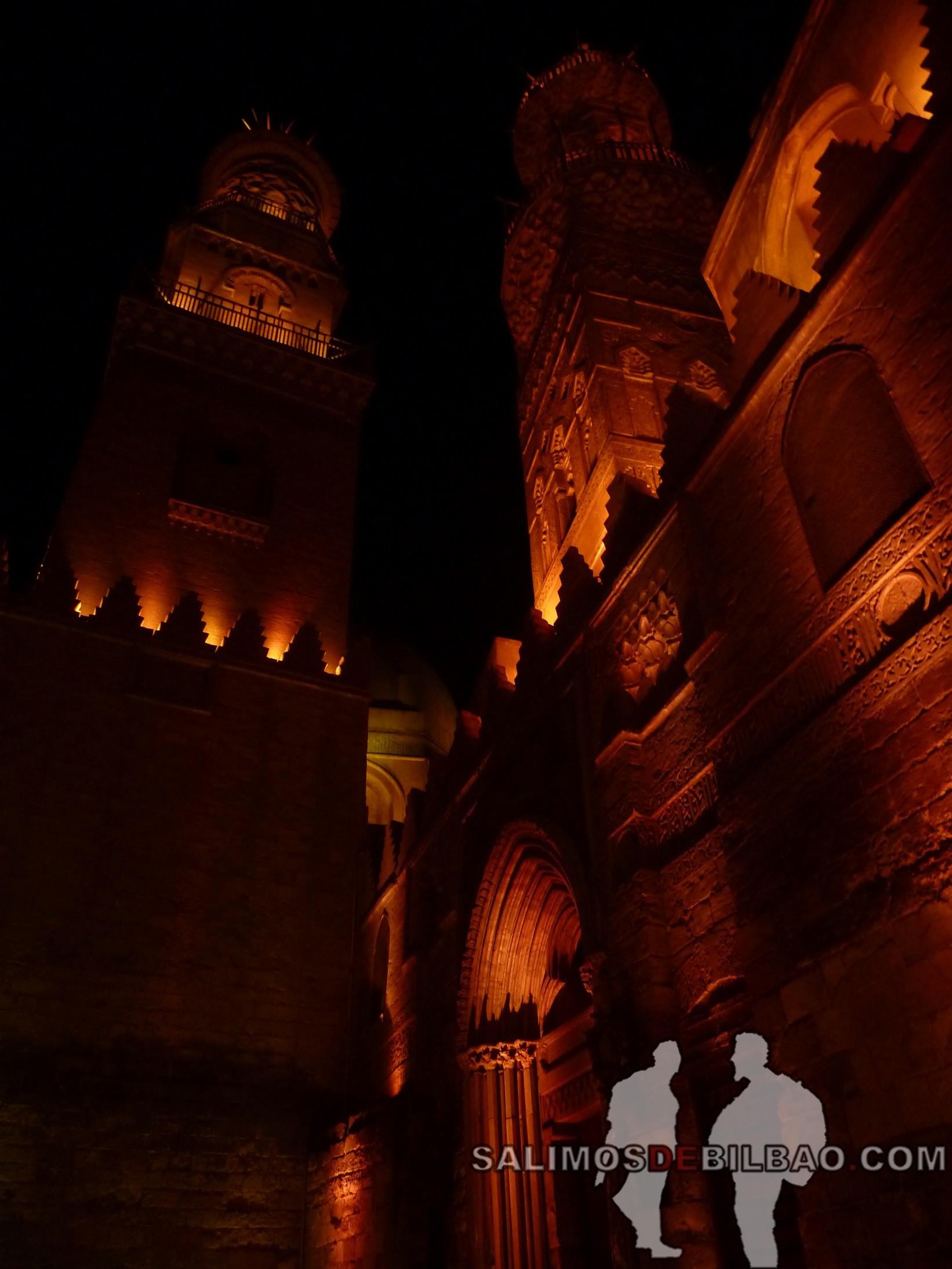 0053. Mezquita, zona antigua, Cairo