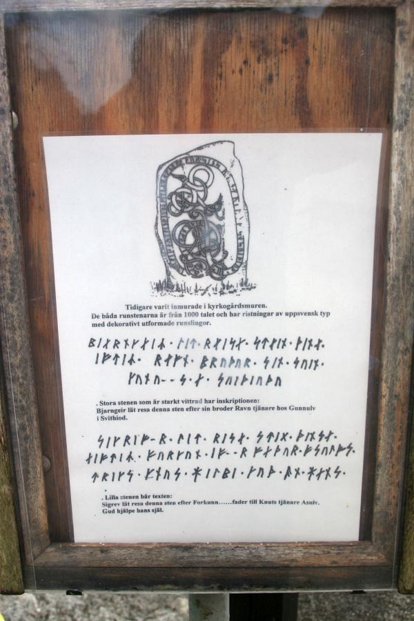 Rune Stones of Simris