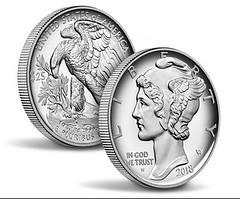 2018-W American Palladium Eagle Proof Coin