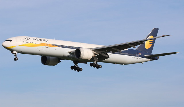 Jet Airways Boeing 777-300
