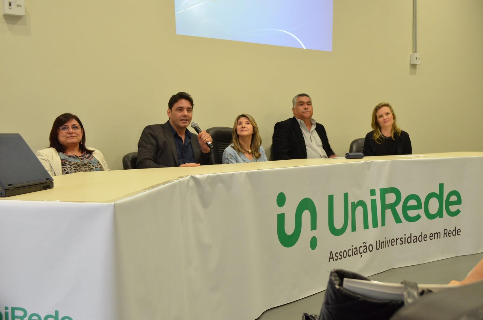Abertura Seminário Nacional UniRede 2018 - 21/08/2018
