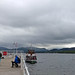 Pooley Bridge - Ullswater ferry landing.