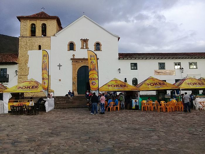 Villa de Leyva church