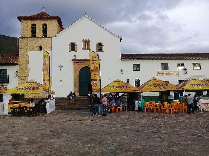 Villa de Leyva church