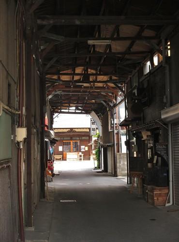 松應寺横丁