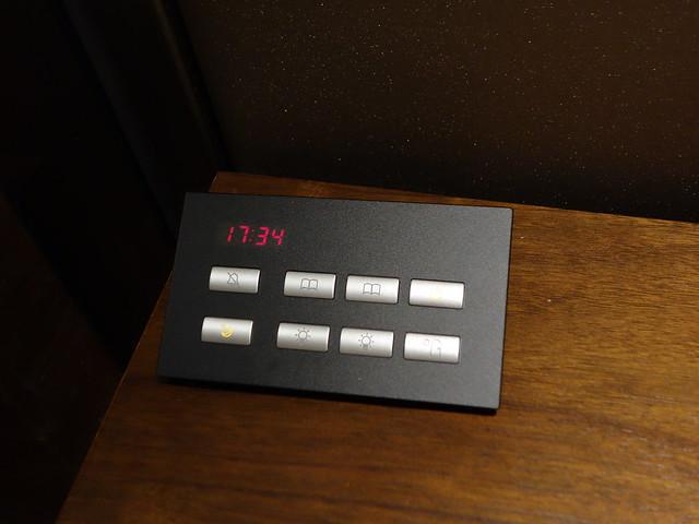 電源面板@高雄H2O水京棧國際酒店
