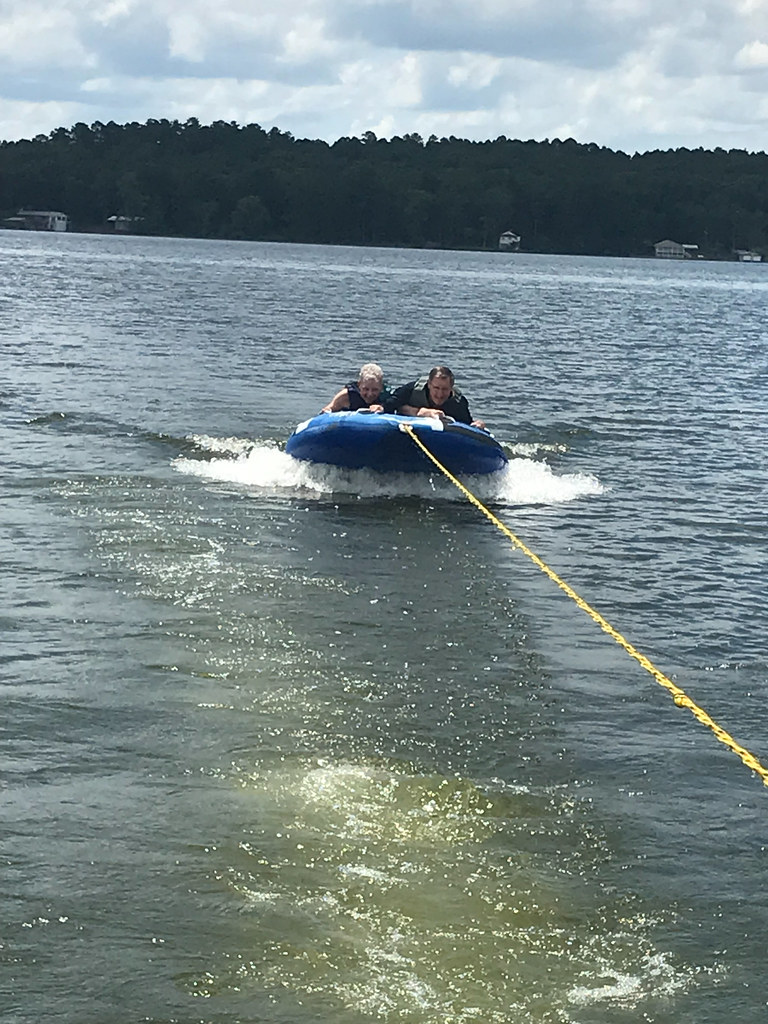 Grandparents can tube too