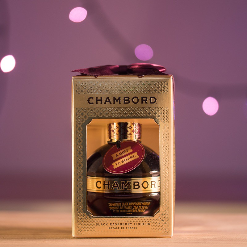 Chambord content creation