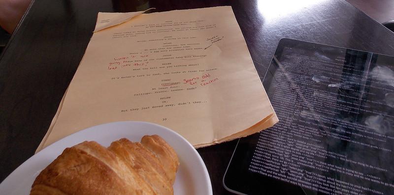 Sol Hemochroma original script sample