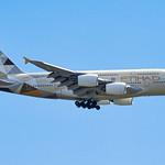 A6-APE - Etihad - Airbus 380