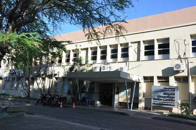 Hospital Universitário Walter Cantídio