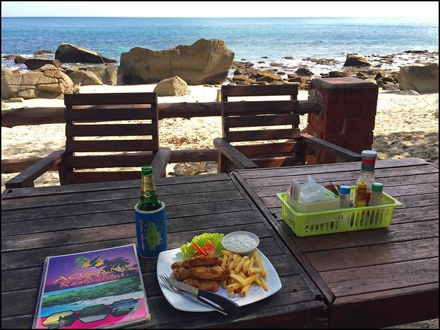 Phuket Beach Lunch