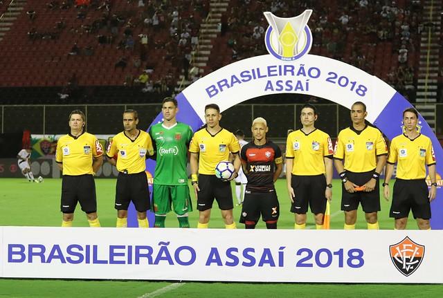 BRASILEIRÃO - VITÓRIA X VASCO - FOTOS: MAURICIA DA MATTA / EC VITÓRIA
