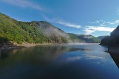 Lac du barrage de l'Aigle