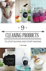 9 HOMEMADE cleaning