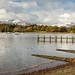 Windermere lake at Ambleside Pier