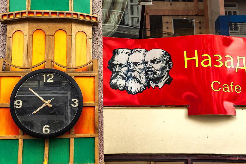 CCCP Restaurant--Saigon