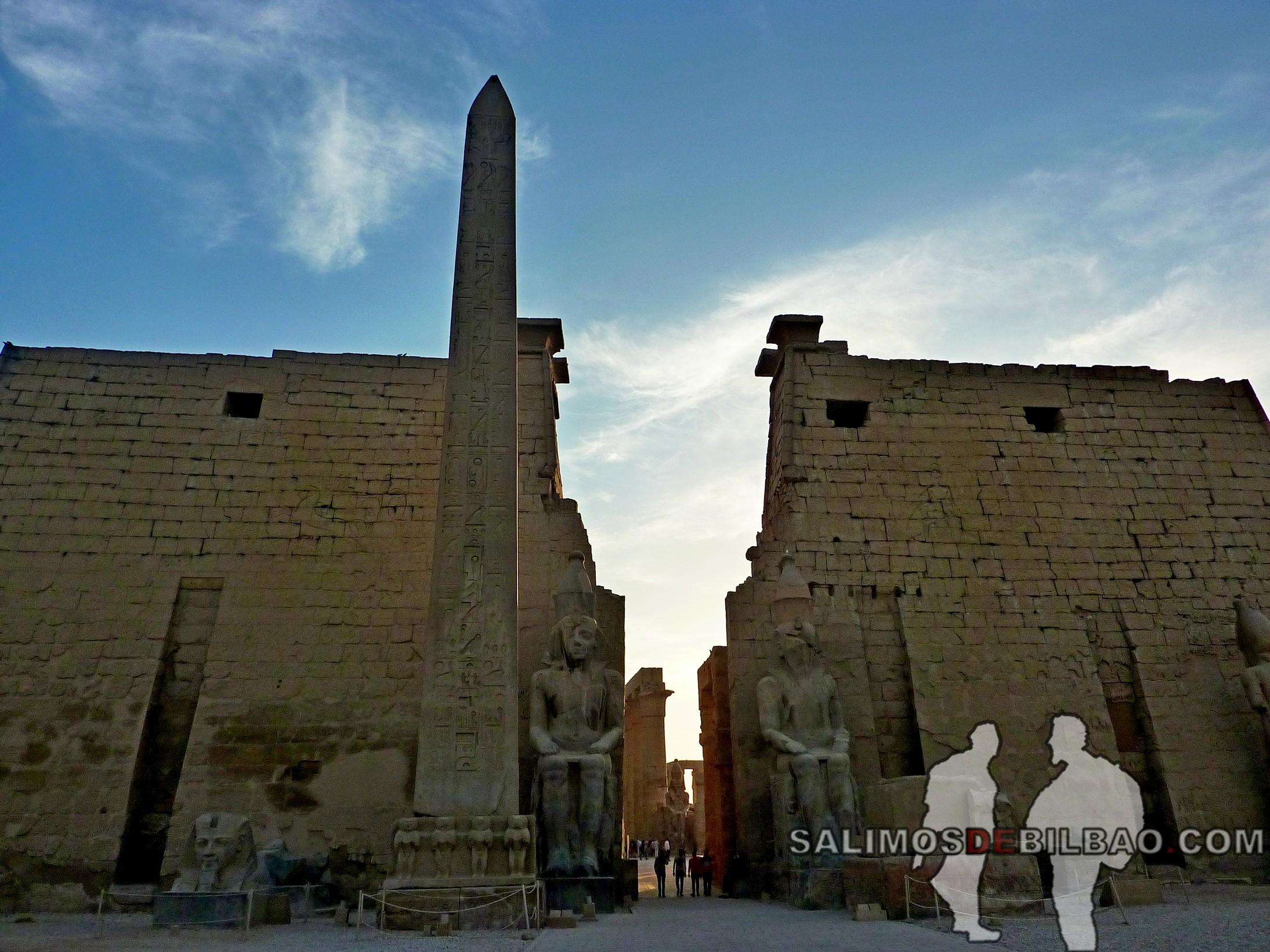 0703. Templo de Luxor