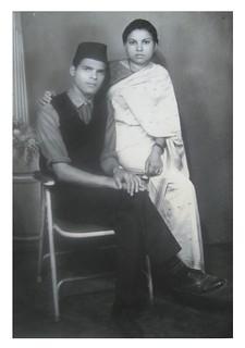 Mukunda Prasad Pokhrel & Bhaktadevi Pokhrel