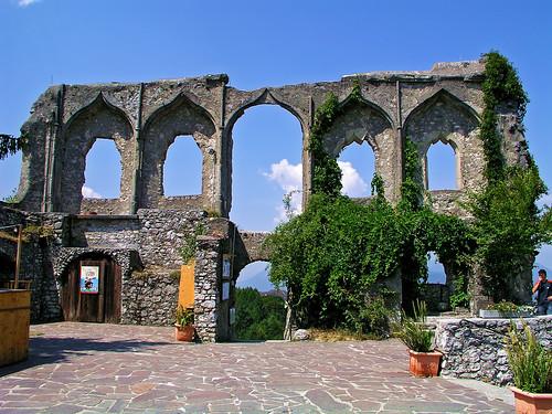 Altfinkenstein castle