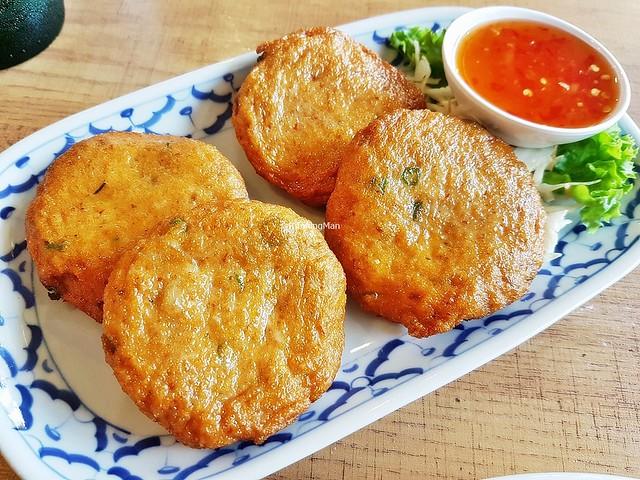 Thai Fish Cake