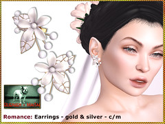 Bliensen - Romance - earrings