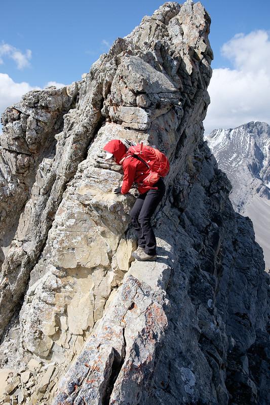 Scrambles - Mt. Arethusa - Sept 2018-26
