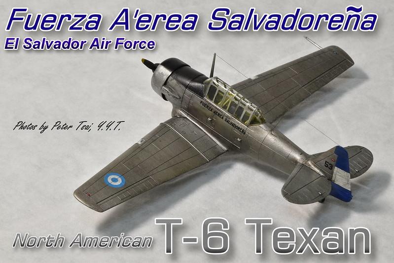 "1/72 T-6 Texan FAS ""53"""