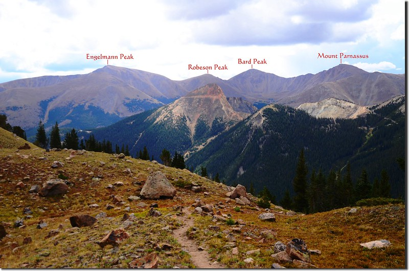 Looking southeast from Continental Divide Trail (4)