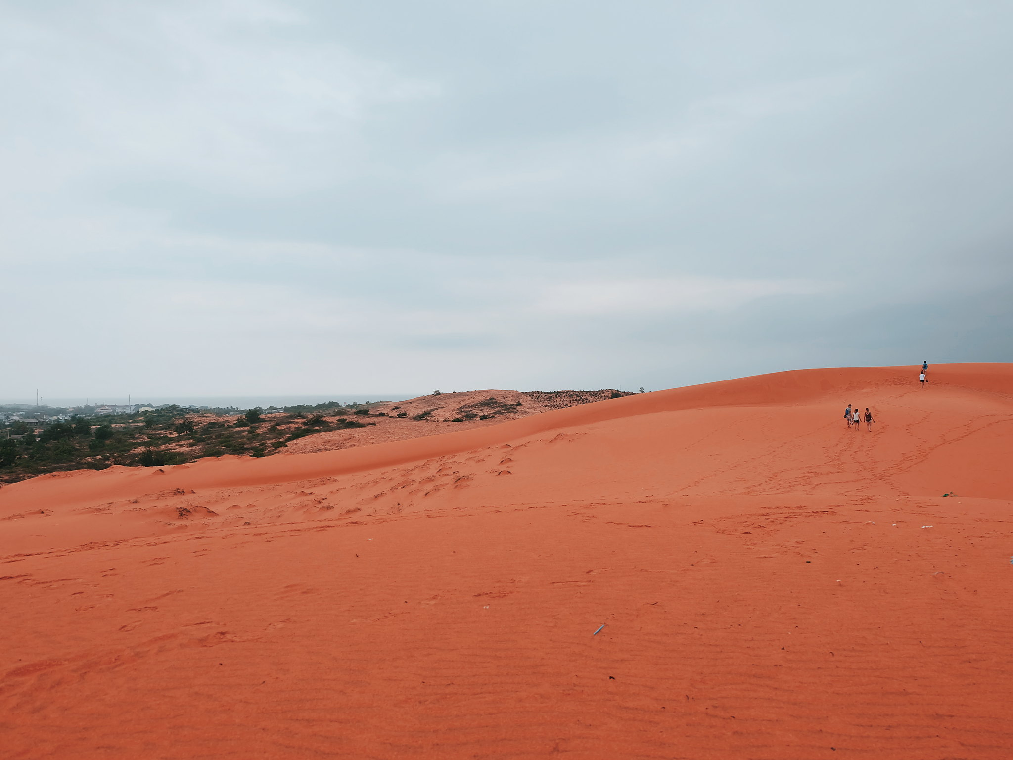 Red Sand Dunes Vietnam Travel Ruth dela Cruz