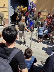 Universal Studios September 2018