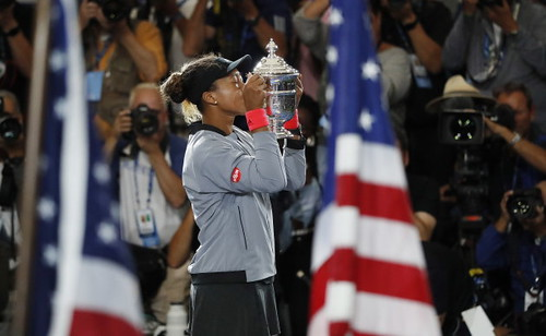 USA TENNIS US OPEN GRAND SLAM 2018