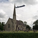 Scredington Church and Lanc