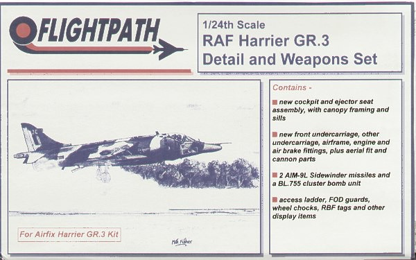 Harrier_Flightpath set