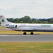 Carpatair Fokker 100 YR-FKB