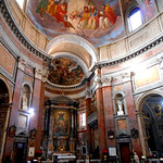 San Giacomo in Augusta Church (1592-1600) in Rome - Architects: Francesco da Volterra and Carlo Maderno - https://www.flickr.com/people/70125105@N06/