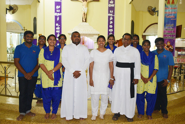 SriLanka Prayer Meetings 2018