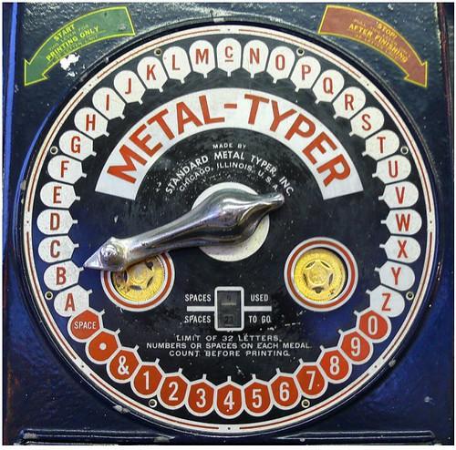 METAL-TYPER