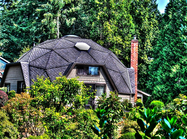 Geodesic, Seattle