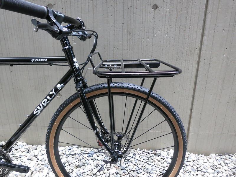 SURLY Straggler  650 Flat Front Rack 2