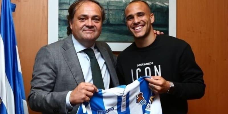 Sandro bergabung dengan Real Sociedad