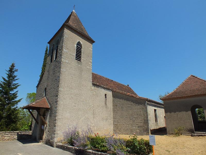[049-003] Calvignac - Église Saint-Étienne (bourg)