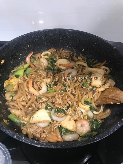 Zenez wok
