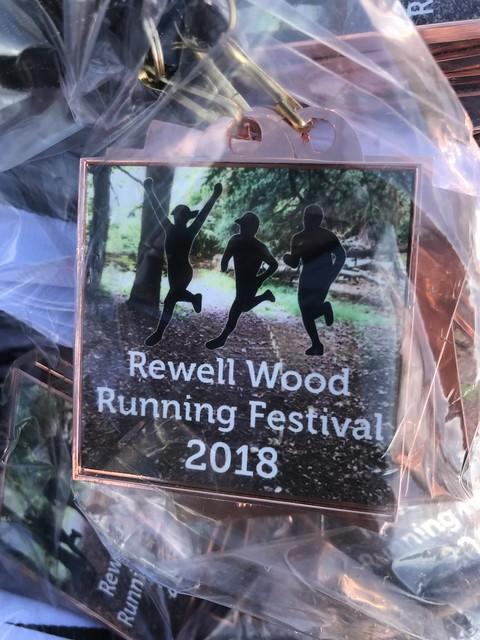 Rewell Wood Running Festival Sept 18