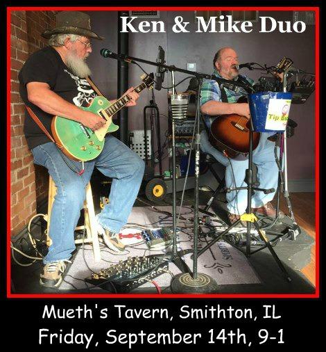 Ken & Mike Duo 9-14-18
